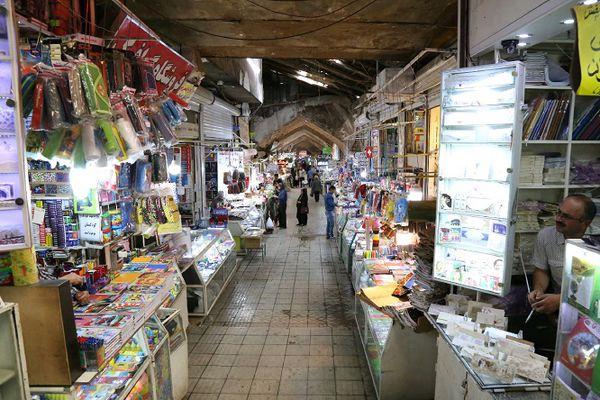 شبیخون کرونا به بازار شب عید