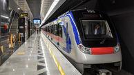 فیلم/ نحوه جا گرفتن در مترو در این روزهای چین!