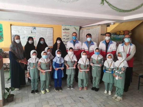 کسب 2 رتبه برتر نوآموزان هنرمند استان گلستان در سومین جشنواره کشوری ماه پیشونی