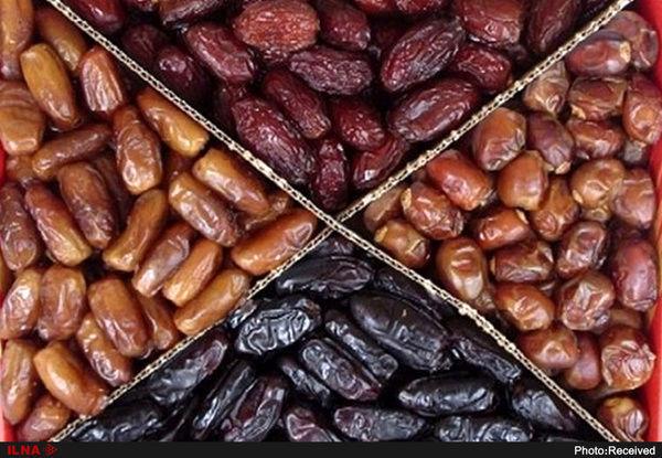 صادرات خرما کاهش یافت