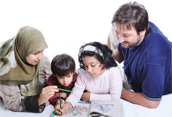 تعداد کم فرزندان موجب تربیت بهتر آنان نمی شود
