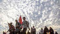 ۴۰ هزار گلستانی زائر اربعین حسینی / تجمع جاماندگان اربعین در اماکن مقدس امروز