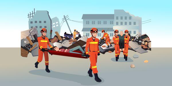 هنگام وقوع زلزله و پس از آن چه باید کرد؟