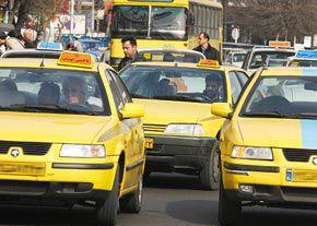 فعالیت بیش از ۲۹۰۰ تاکسی در سطح شهر گرگان