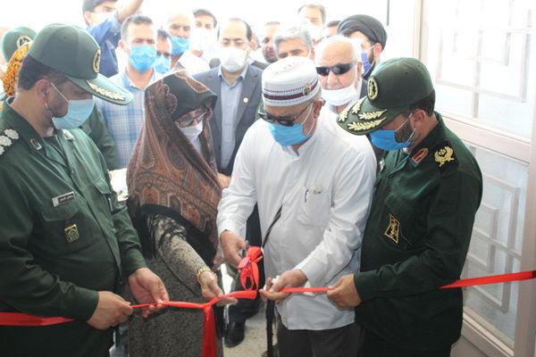 افتتاح آموزشگاه 4 کلاسه در شهرستان گنبدکاووس