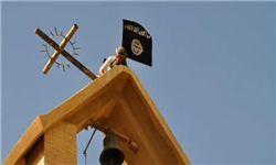 تخریب کلیسای حضرت مریم در حسکه از سوی داعش