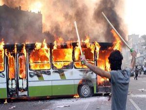ضرر هنگفت دولت فرانسه به علت اعتراضات/کسی می داند در فتنه 88 کشور چقدر ضرر کرد؟