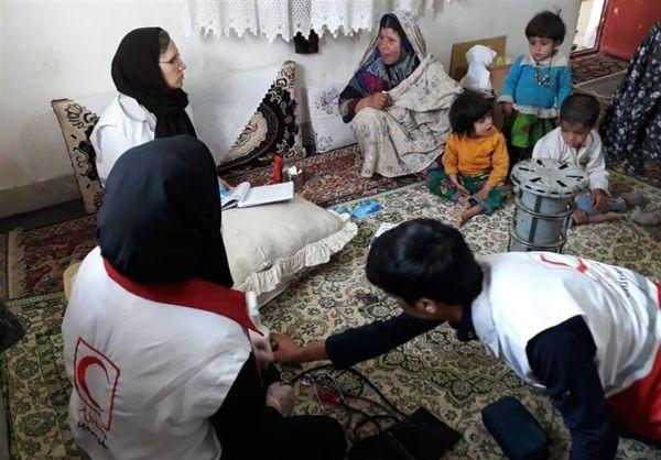 ۴۰ کاروان سلامت در مناطق محروم استان گلستان خدمات ارائه میدهند