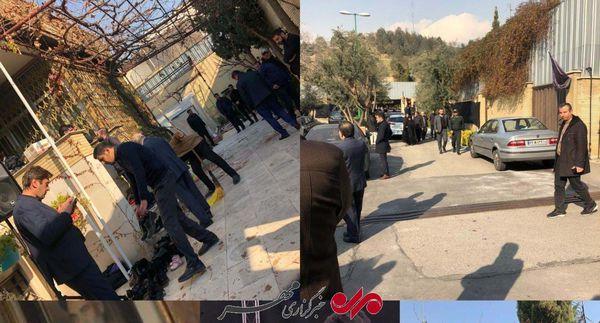 حال و هوای منزل سردار سلیمانی پس از شهادت + عکس