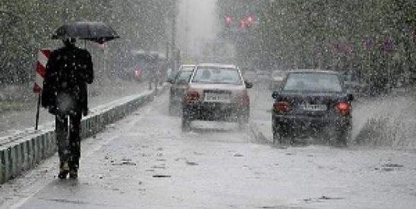 احتمال کولاک و لغزندگی جادههای گلستان با ورود سامانه بارشی/ کاهش 3 درجهای دمای هوا