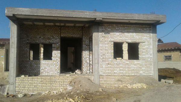 اتمام عملیات دیوارچینی ۲۱۰۰ واحد مسکن محرومین در گلستان