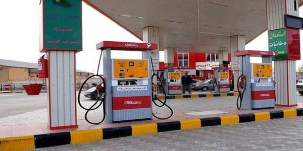 میزان سهم بنزین یارانهای از مصرف