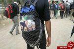 عکس پوتین و سردار سلیمانی در پیاده روی اربعین