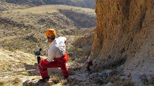 نجات کوهنوردان گمشده در ارتفاعات علیآباد کتول