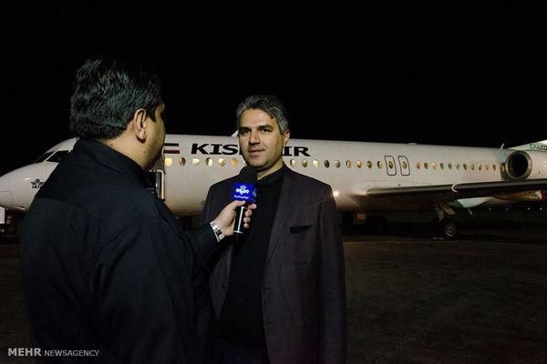 فرودگاه گرگان از برنامه توسعه 1404 گلستان جلوتر است