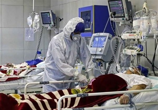 افزایش بستری بیماران کرونایی در گلستان