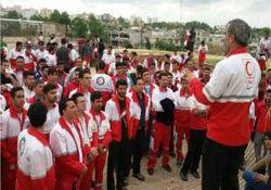 تقدیر از امدادگران نوروزی فعال کشور در گلستان