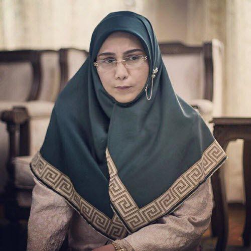 بهنوش بختیاری حجابش را تغییر داد + عکس