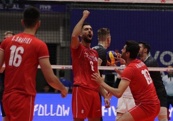 موفقیت والیبال ایران و تزریق شادی در جامعه