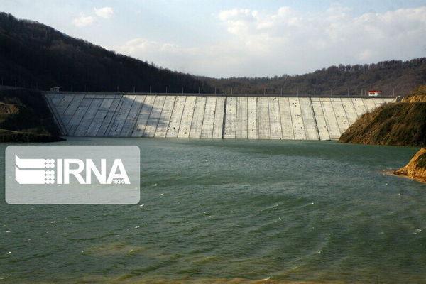 ذخیره آب سدهای گلستان به ۷۵ میلیون مترمکعب رسید