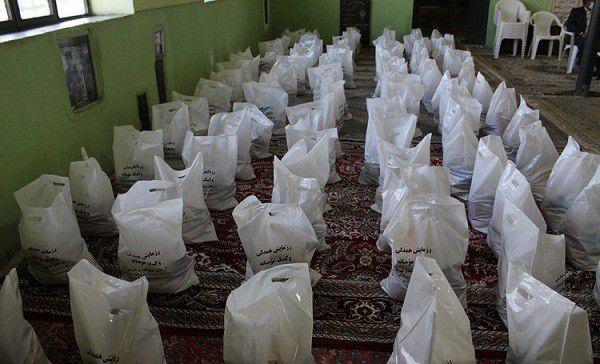 سومین رزمایش همدلی «اوقاف» در علی آباد کتول/ 100 بسته معیشتی به نیازمندان اهدا شد