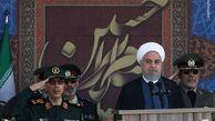 فیلم/ روحانی: اگر آمریکا دنبال امنیت است، از منطقه فاصله بگیرد