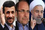 جنجال بر سر انتخاب مسئول ستاد روحانی/ انفعال در ستاد قالیباف / حرکات مقطعی احمدی نژادی ها!