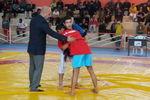 تیم آزادشهر قهرمان مسابقات کشتی آلیش گلستان شد