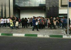 خواب نهادهای فرهنگی در پس فراخوان اخیر غرب تهران+عکس