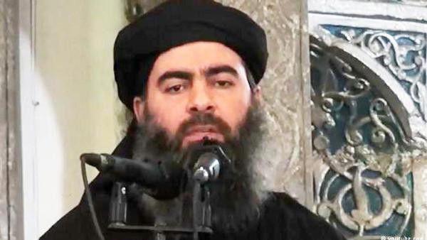 ابوبکر بغدادی در مرزهای عراق و سوریه زخمی شد