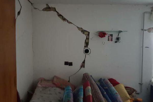 حضور ۱۲ تیم ارزیاب برای بررسی سطح خسارت زلزله در روستاهای رامیان