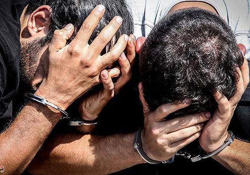 دستگیری عاملان سرقت از کارخانه متروکه در آق قلا