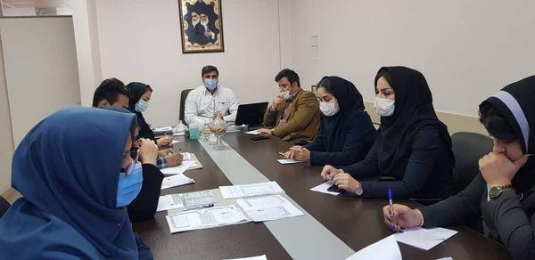 تشکیل اولین جلسه کمیته اهدا جهیزیه به مددجویان تحت پوشش