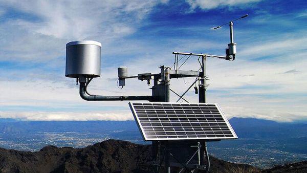 راه اندازی ایستگاه اقلیم شناسی در آق قلا