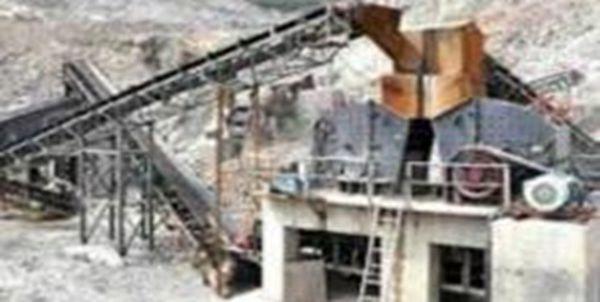 سنگاندازی شرکت آب منطقهای برای تأمین منابع آبی کارخانه سنگشکن «نگینشهر»