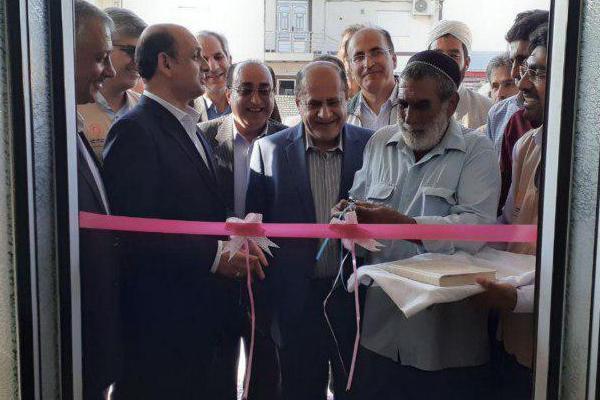 افتتاح دومین واحد احداثی بنیاد مسکن در مناطق سیل زده گنبد