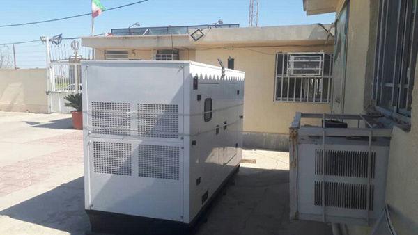 راه اندازی دستگاه های تامین برق اضطراری در حوزه های قضایی گلستان