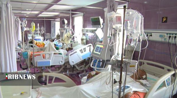 گرگان و علی آبادکتول در وضعیت نارنجی ؛ بستری ۲۵۳بیمار مبتلا به کرونا در گلستان