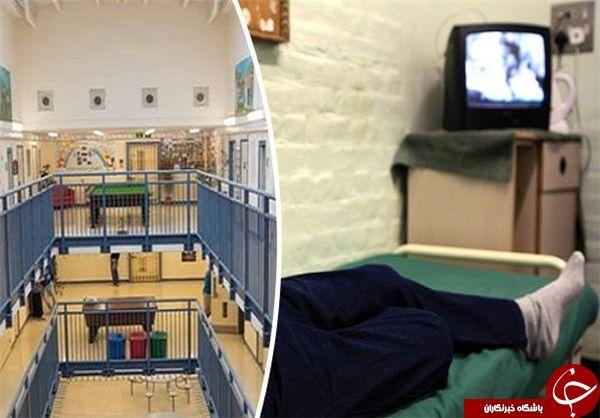 لوکسترین زندانهای جهان + تصاویر
