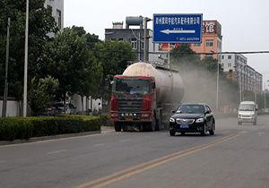 فیلم / تصادف مرگبار دو راکب موتور با کامیون