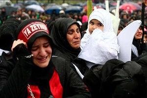 فیلم/ عزاداری مردم ترکیه در ایام محرم