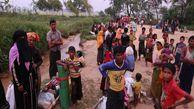 فیلم / درخواست سازمان ملل برای رسیدگی فوری به مسلمانان میانمار