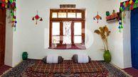 افتتاح اقامتگاه بومگردی خاله خورشید در آزادشهر