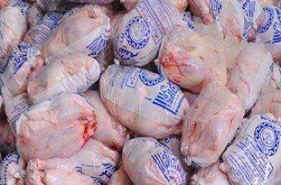 495 تن گوشت مرغ منجمد در گلستان توزیع شد