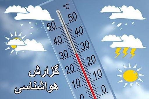 سامانه ناپایدار جوی تا اواسط هفته آینده در استان