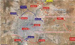 حلب در انتظار  آغاز آزادسازی +عکس و نقشه