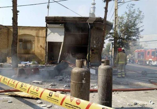 """فیلم/ انفجار مرگبار در """"تلأبیض"""" سوریه"""
