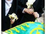 همایش یاقوت های بهشتی به مناسبت ولادت حضرت معصومه برگزار شد