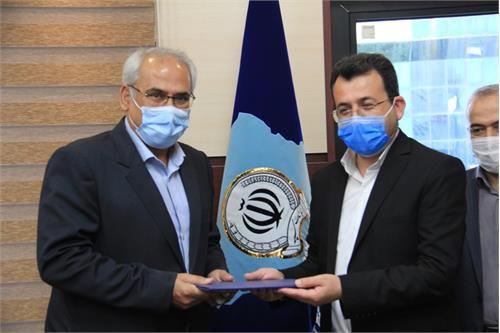 کمک ۴۹۵ میلیون تومانی بانک سپه گلستان به مددجویان کمیته امداد