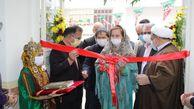 آیین افتتاح مدرسه شش کلاسه در گنبدکاووس